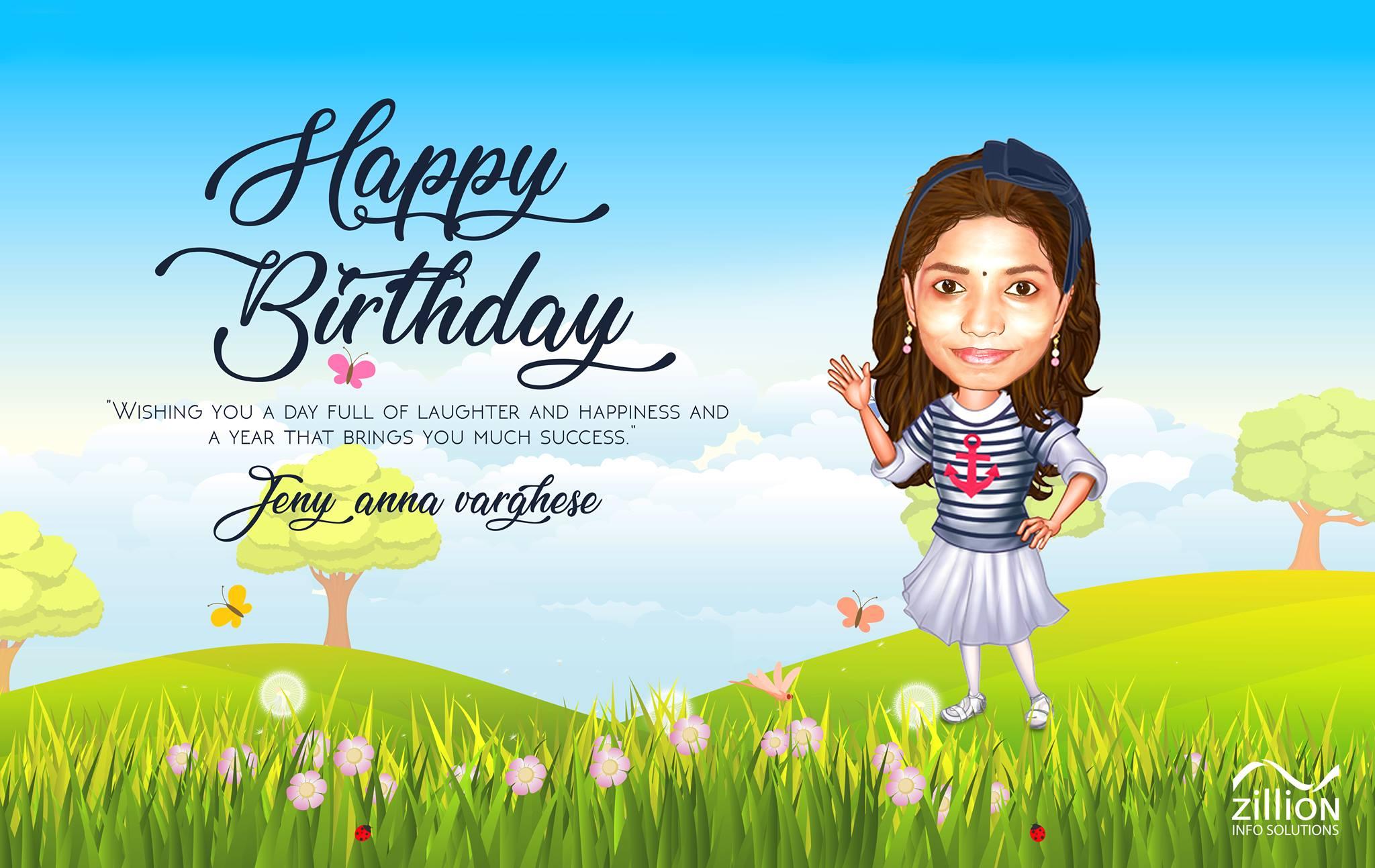 Jenny Birthday Celebration (28 April 2018)