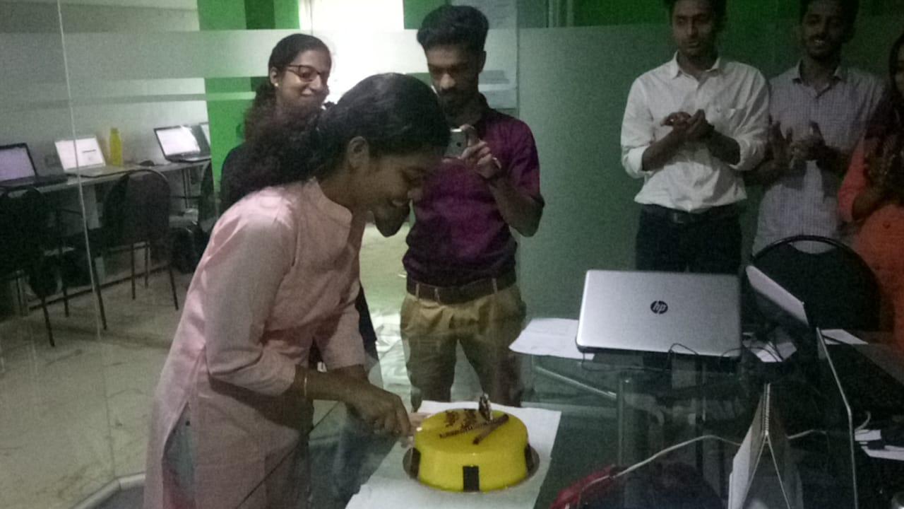 Shilpa Birthday Celebration (26 February 2019)